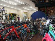 リニューアル・子ども用からスポーツサイクルまで「上野サイクル」なら修理もおまかせ!