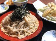超美味!待ってでも食べたい!自家栽培そばサクサク天ぷら そば処やま田【真庭】