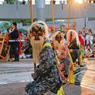【吉備中央町】吉備高原「鬼伝祭(おにでんさい)」