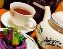 おいしい紅茶で優雅な時間