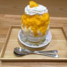 「かき氷日和」に食べたい♪青葉台【氷峰ジャンダルム】のふわふわ純氷