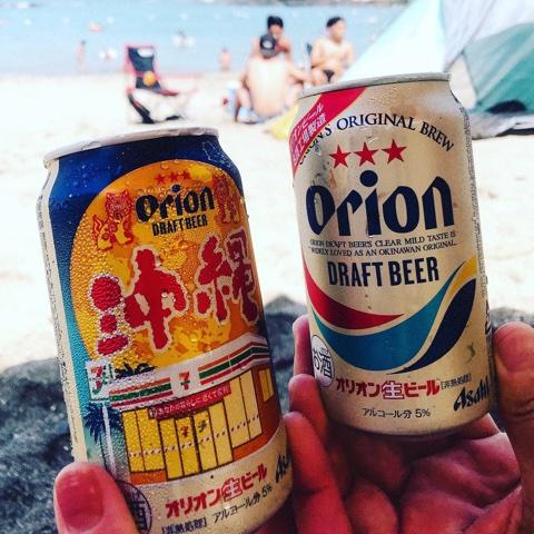 【セブンイレブン】オリオンビールが売ってるんだよ♫