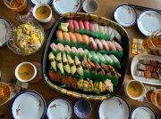 【たまプラーザ】おうちで豪華にまいもん寿司!
