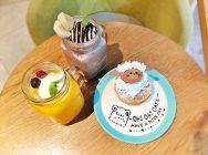 ひつじスイーツが映える「OkiOki Cafee(オキオキカフェ)」に新メニュー登場@浦和