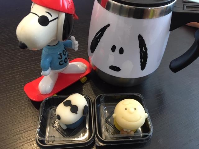 【ローソン】スヌーピー好きにはたまらない♡食べるマスコットが可愛すぎ!