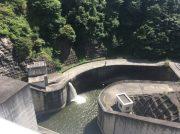 ダム見学で水の重要性を再確認!山梨・大門ダム