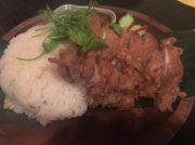 木洩れ陽の中で食べるアジア料理は格別♪山梨小渕沢町「五五吉食堂」