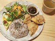 【宇都宮】益子焼の食器でランチを楽しめる「カフェトラ」