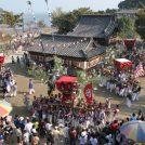 【笠岡市】神島(こうのしま)天神祭