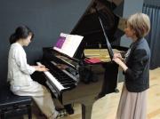 ゆみこせんせい「ピアノ・マンツーマンレッスン」