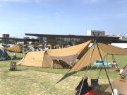 11月9日(土)・10日(日)高槻・安満遺跡公園で公園に泊まる「パークdeビバーク」開催