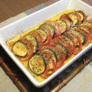 リビング発!旬の一品「vol.10 ナスとトマトのオーブン焼き」