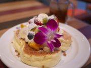 たまプラーザのハワイ!?ふわふわパンケーキとタピオカの「メレンゲ」
