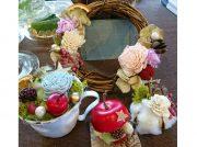 【鹿児島市石谷町】親子で自分好みの雑貨を作れる!夏の心地よいオアシス「お花のひだか」