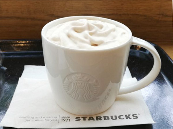 【スタバ】今がチャンス!幻のレアドリンク「コーヒー&クリームラテ」