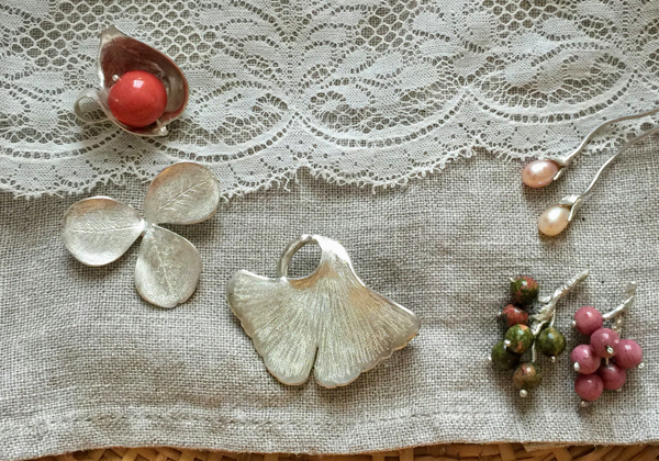 ヨコイト装身具The Harvest of Jewelries「錺(かざ)って、実って。」