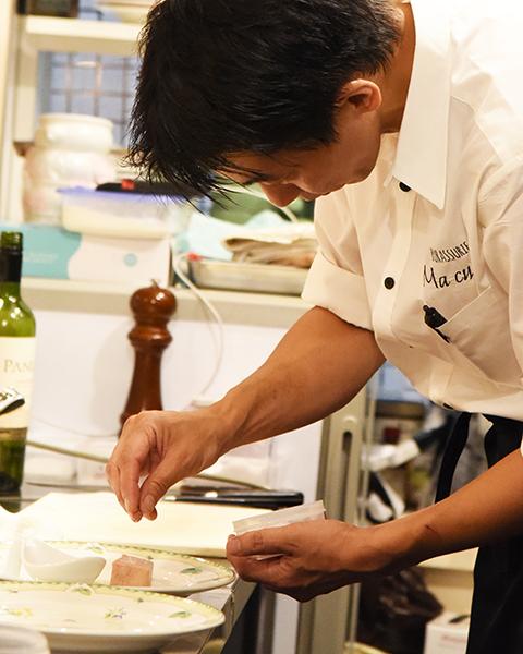 Ma Cuisine(マ・キュイジーヌ)気軽&本格派フレンチが柏に誕生 シェフの山中弘久さん