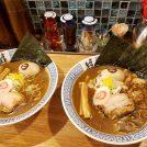 豚骨の旨味がワイルド!豚骨魚介ラーメン専門店、大阪・南森町「小僧またおまえか。」