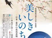 【南青山】根津美術館「美しきいのちー日本・東洋の花鳥表現-」を楽しむ