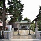 秋のお出掛けにおすすめ♪ 流山のパワースポット・浅間神社の富士塚に登ってきました