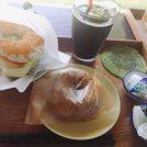 茅葺き古民家でいただく大人気ベーグル♪神戸・北区「はなとね」