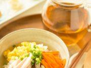 鶏飯~鶏のスープかけご飯~