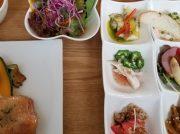 オープンテラスの一軒家で前菜充実のカフェランチ♪和泉「カフェ モエ」
