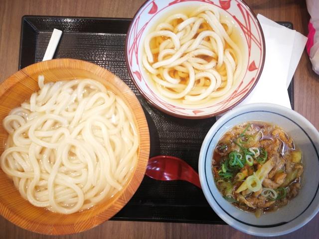 丸亀製麺 かけとぶっかけの違い