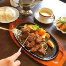 【出水市】男女問わず大満足!食べごたえ抜群の「ステーキフェア」ホテルキングで開催中!