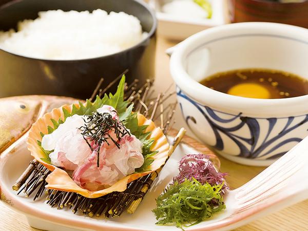 食欲の秋!愛媛の「鯛めし」食べ比べしませんか。