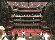 フェニーチェ堺 堺に登場した芸術ホールの内覧会に行ってきました