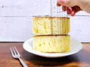 「厚焼きスフレパンケーキ」に入れると1番ふくらむ材料は何?ふわふわ食感、もちもち食感に変える方法も判明