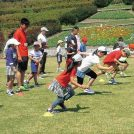 【9月15日】 運動会に向けて速く走るコツを学ぼう「親子かけっこ教室」