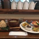 玄米おにぎりと和のおかずのランチにほっこり♪大阪「ノガケ」