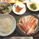 「牛角 吹田上山手店」の焼肉ランチが590円(税別)!平日ランチ限定食べ放題も!