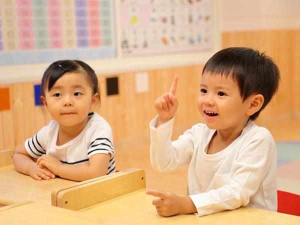 3~8歳対象 キッズアカデミー聖蹟桜ヶ丘教室