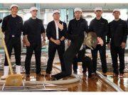 【鹿屋市】「大海酒造」が酒蔵の蔵人用制服にスーツ型作業着『ワークウェアスーツ』を導入!