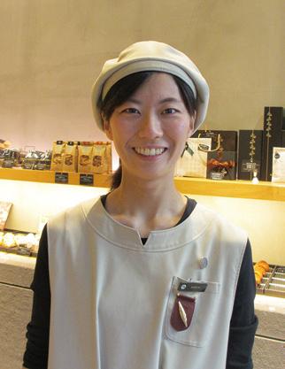 向井千央さん