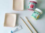 10/12(土)国立cafe himmelで「切手豆皿workshop」開催