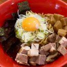 どーしても食べたくなってしまう 「油そば!」 仙台煮干センター