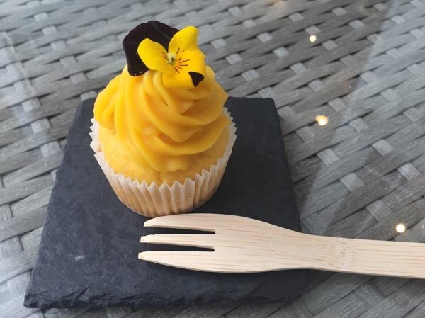 グリナリー かぼちゃのカップケーキ_9422