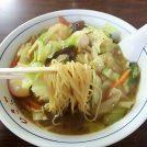 広東麺で温まってお腹いっぱい@東大和市「ひさご」