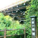 【国内旅】出川哲朗の充電旅でスイカメットが行った奇橋!山梨県「甲斐の猿橋」