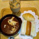 10月からランチメニューを一新した「チェリーみなと店」。ランチのパン食べ放題サービスは継続