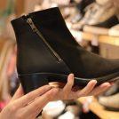 裏参道「attraction」で自分に合った冬靴選び