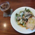【宇都宮】ゆいの杜で山盛りサラダ・本格イタリアンを食べよ【Cafe IVANO】