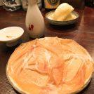 【西荻窪】日本酒(熱燗)と生ハムが絶品!「カントニクス」