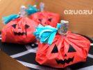【ハロウィン】ペーパーナプキンで作るラッピング×ガーランド♪