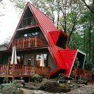 【遠刈田】行楽の寄り道!いや、わざわざ行きたい絶品ピザ『赤い三角屋根』