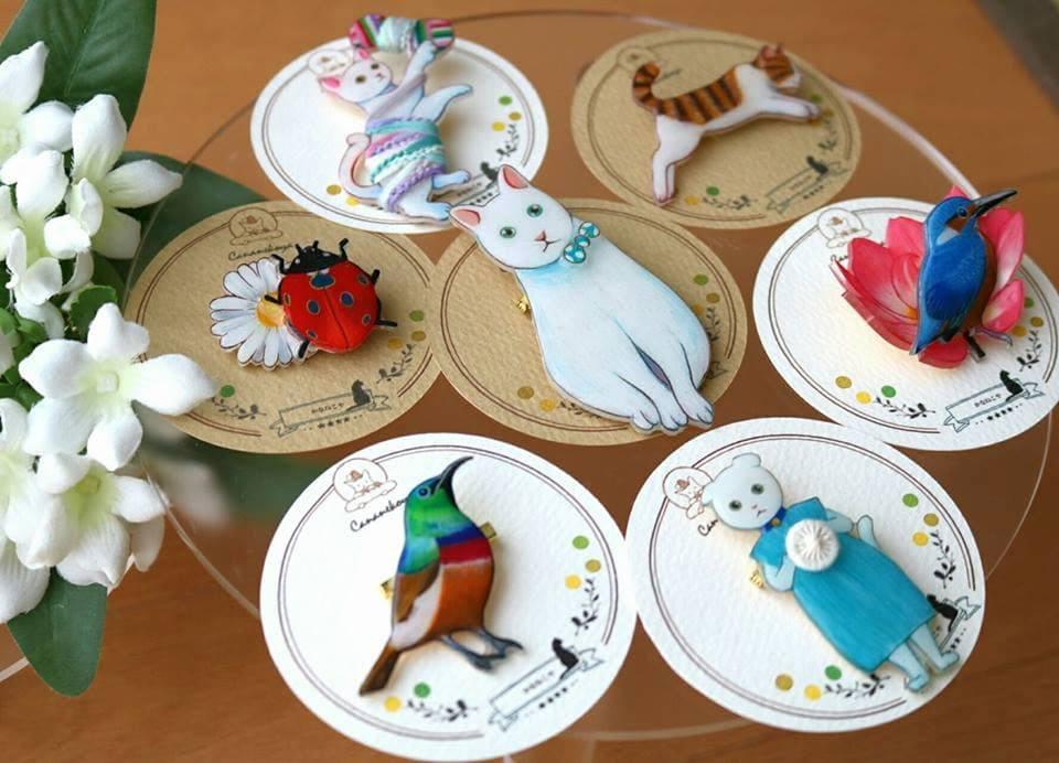 Handicraft Artist展 (5)